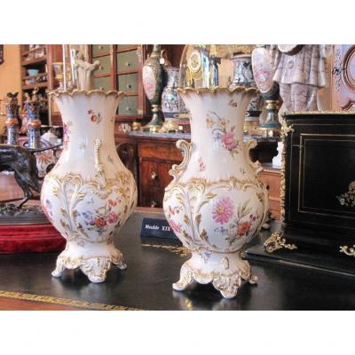 Sarguemines Vases