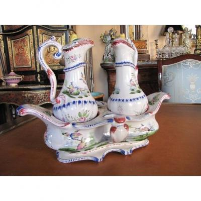 Earthenware Cruet