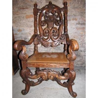Spanish Armchair