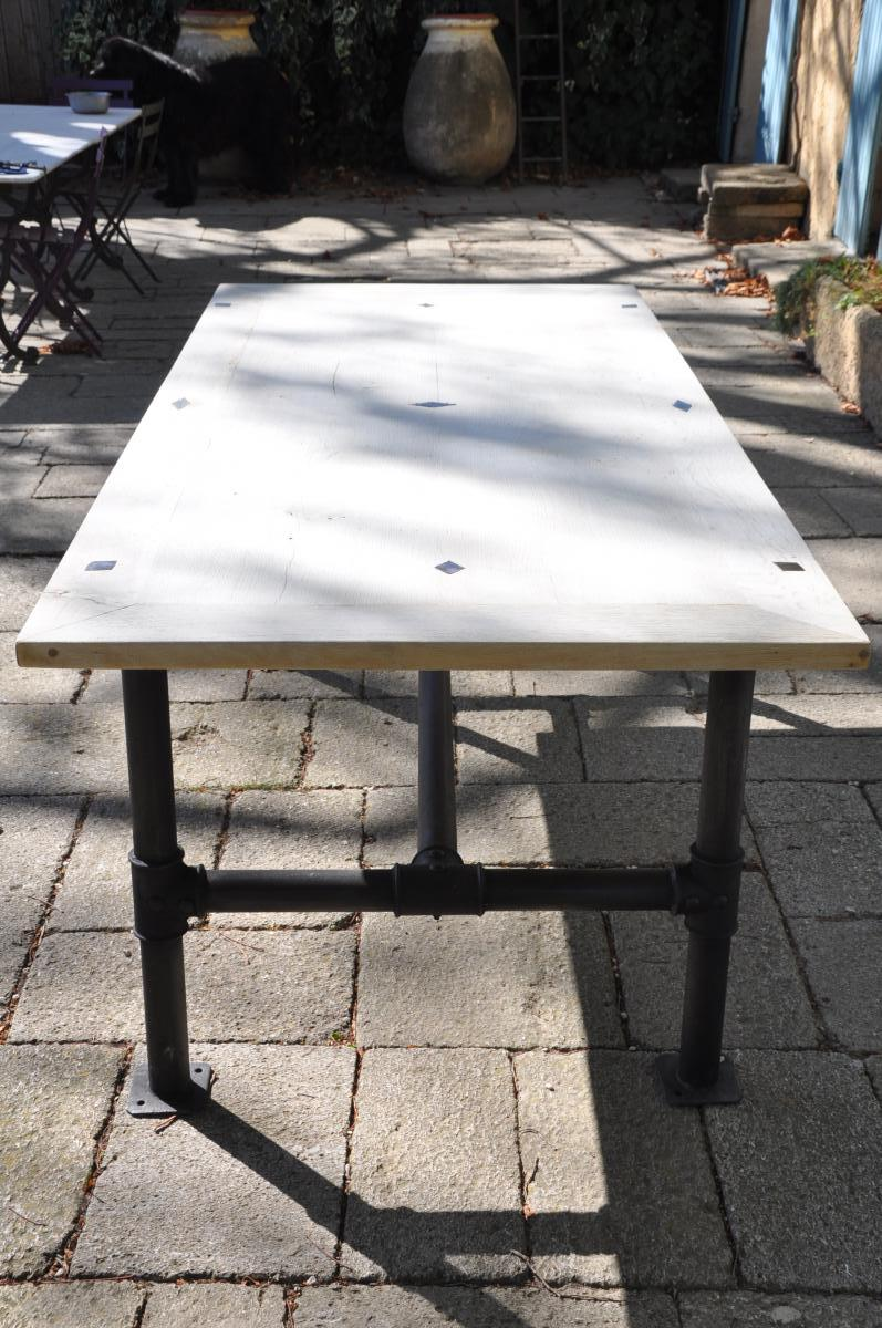 Table Industrielle