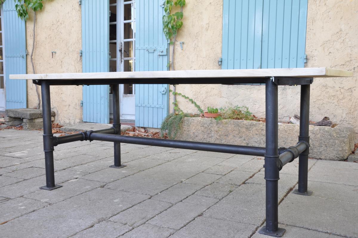 Table Industrielle -photo-4