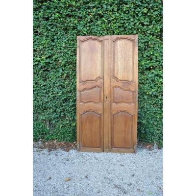 Old Woodwork Door