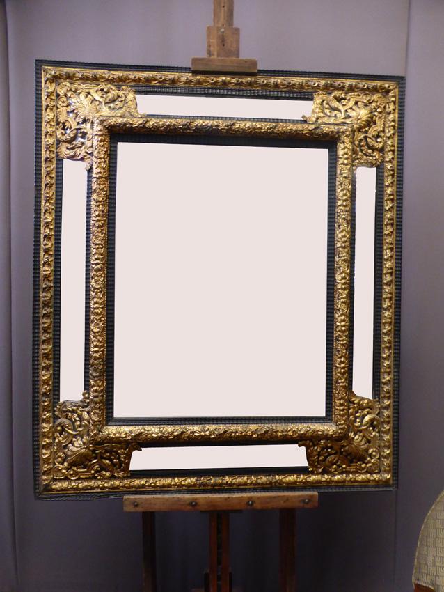 Miroir parecloses style louis xiii miroirs for Miroir louis xiii