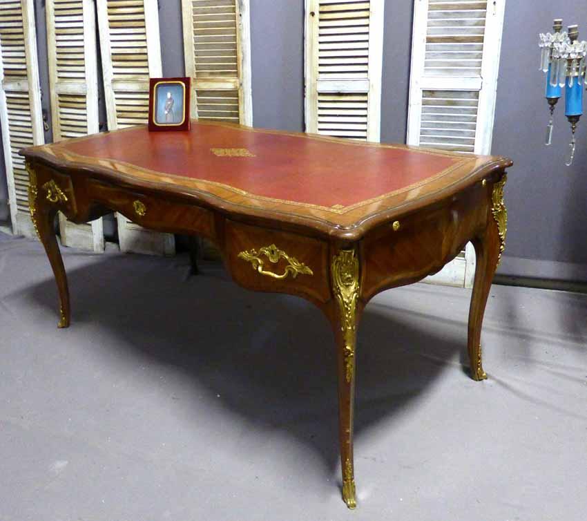 Bureau  De Style Louis XV