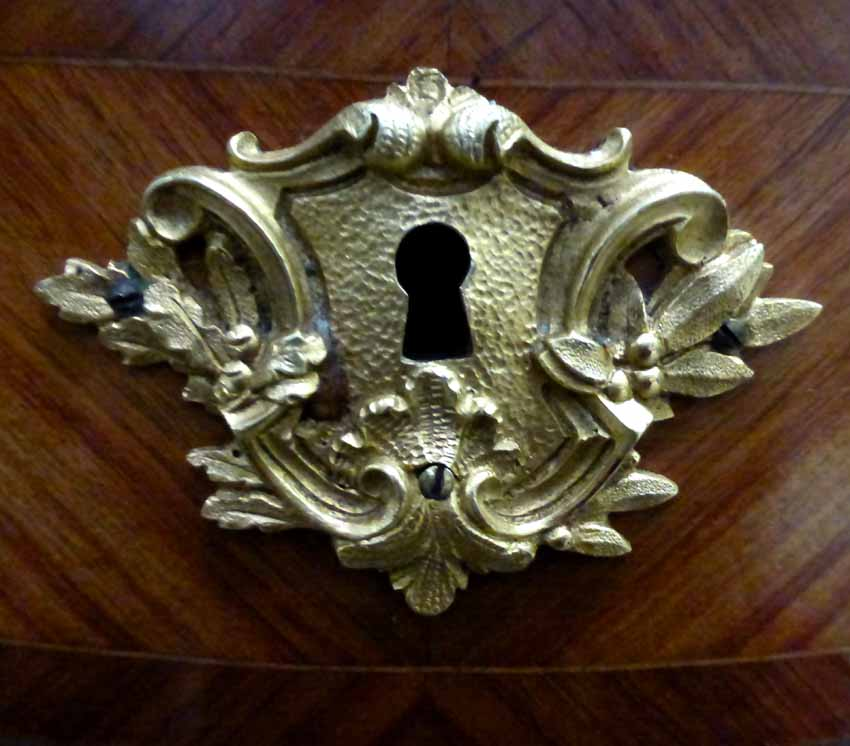 Bureau  De Style Louis XV-photo-4