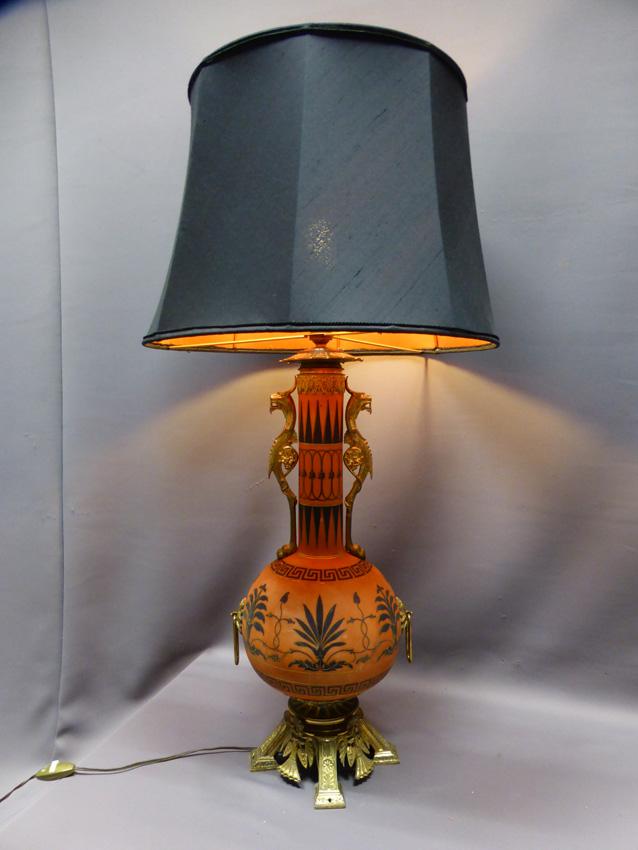 Porcelain Lamp Niii