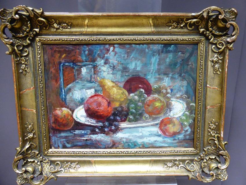 Peinture Paul Dangman