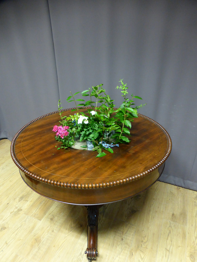 Pedestal Table XIX-photo-2