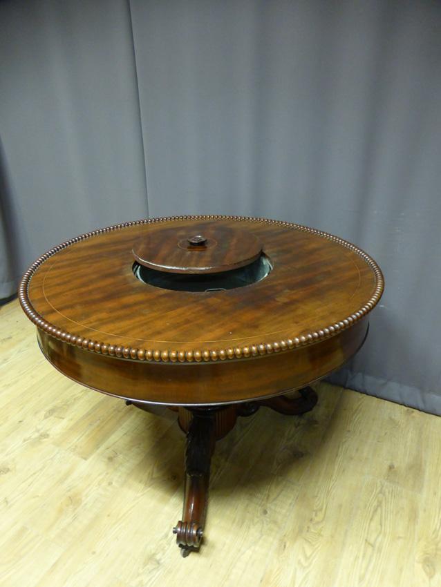 Pedestal Table XIX-photo-3