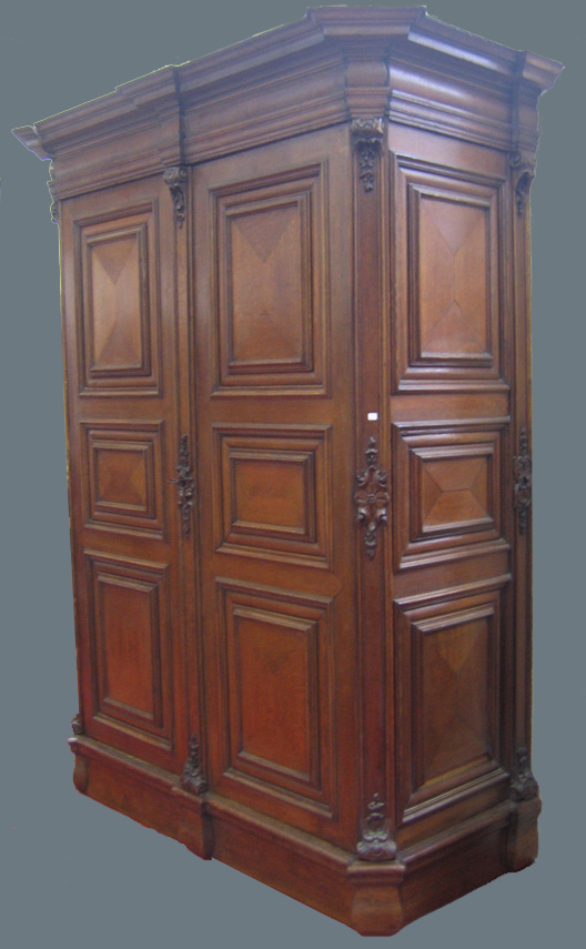 Wardrobe In Oak