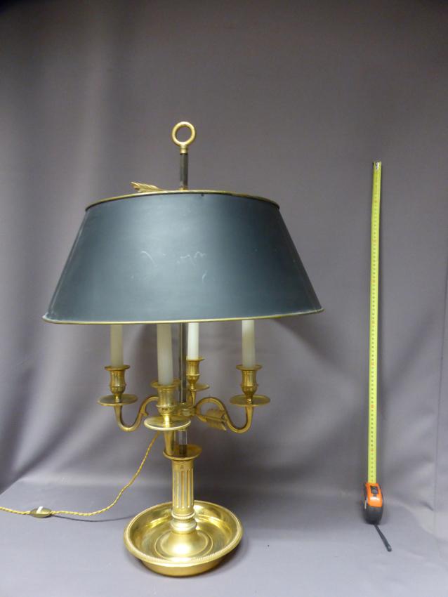 Grande Lampe Bouillotte 0,86 M