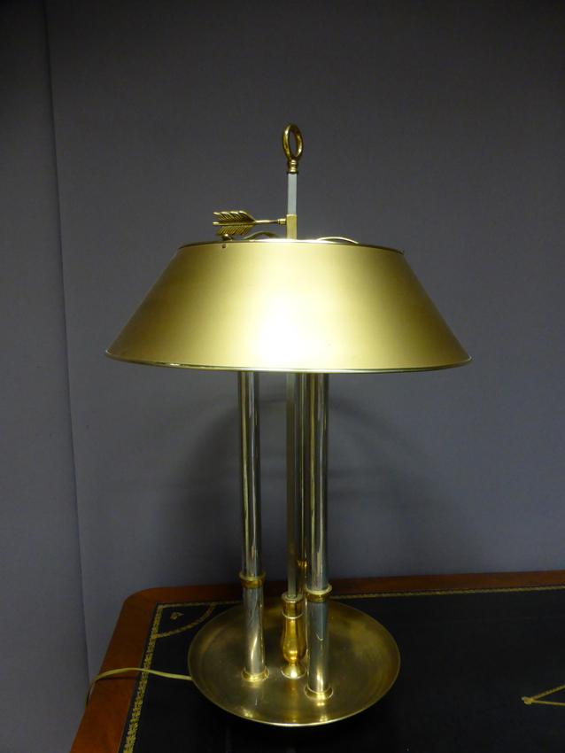 Lampe Bouillotte XX