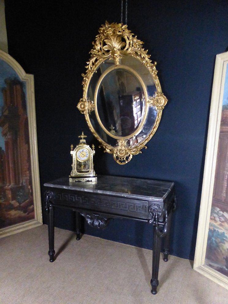 Grand Miroir Napoléon III à Réserves