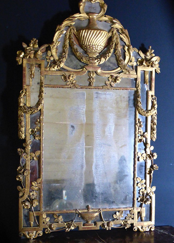 Miroir époque XVIII