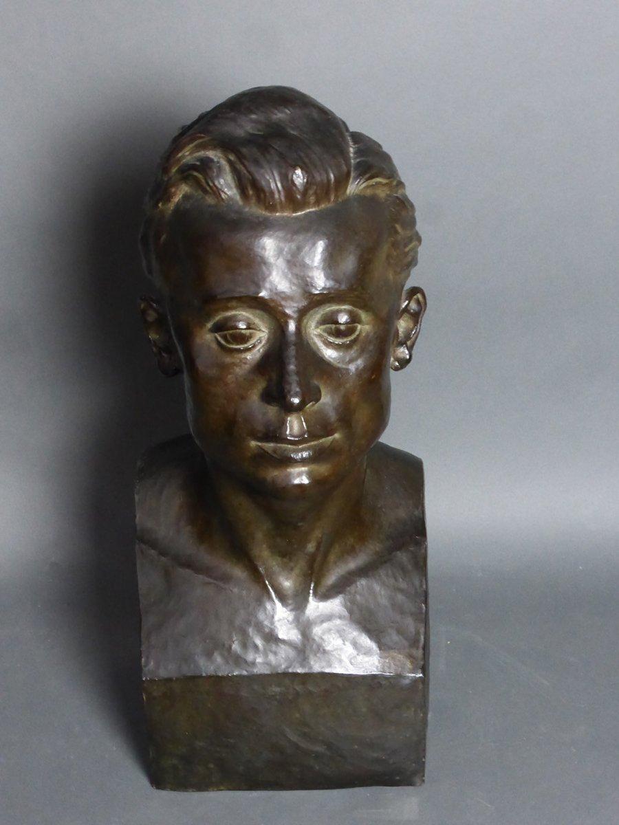 Bronze Grethe Gyde Petersen-photo-1