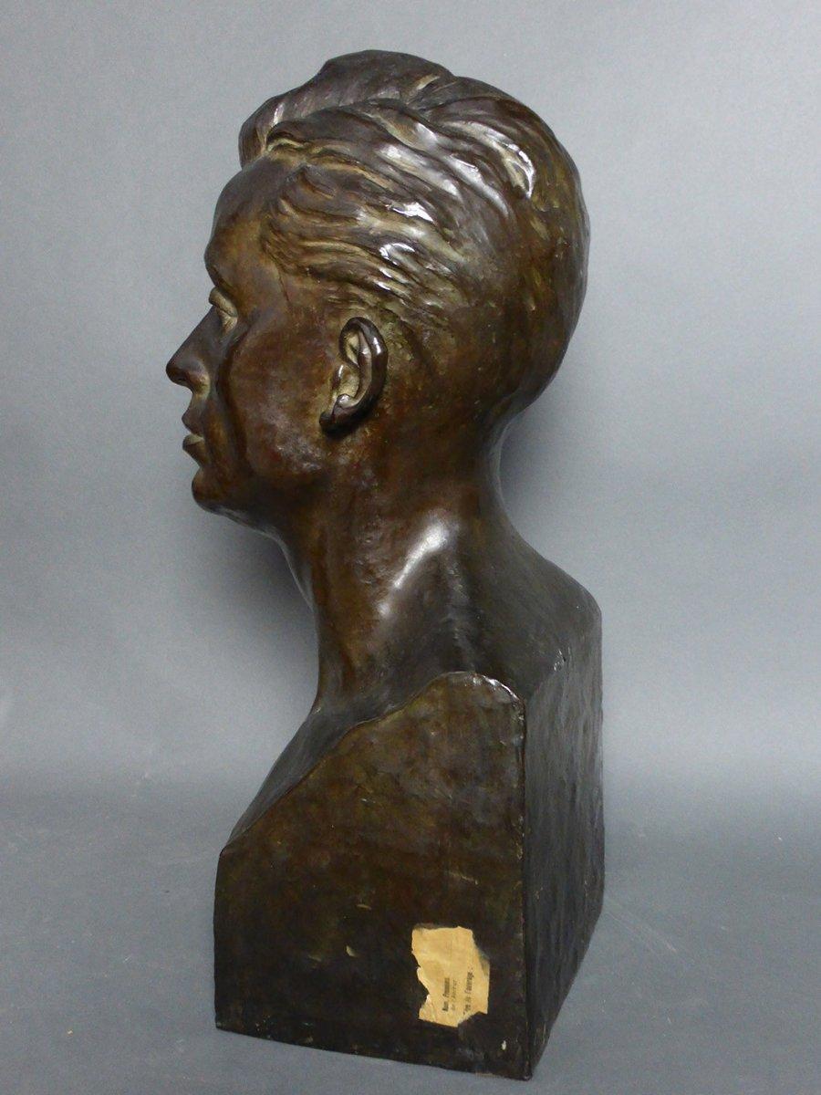 Bronze Grethe Gyde Petersen-photo-2