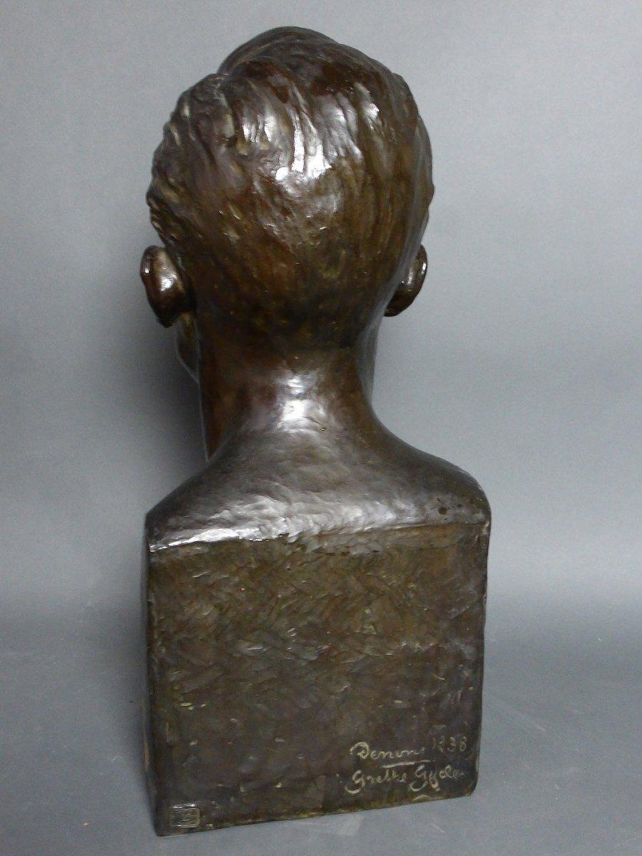 Bronze Grethe Gyde Petersen-photo-3
