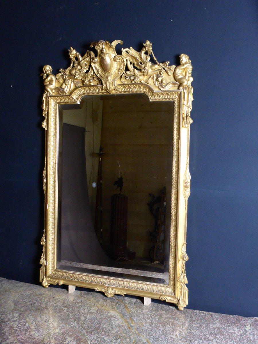 Miroir XIX