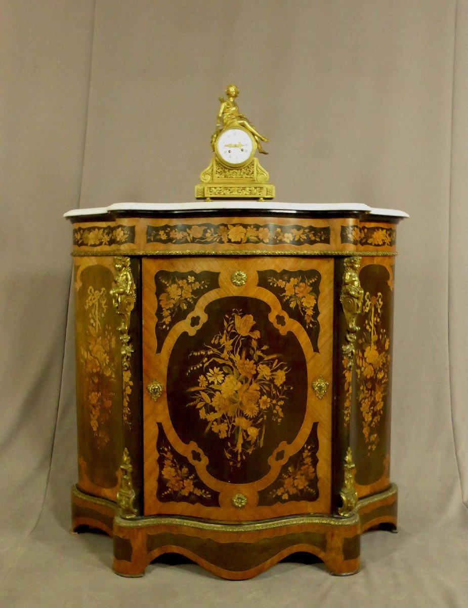 Meuble d'Appui De Style Napoléon III