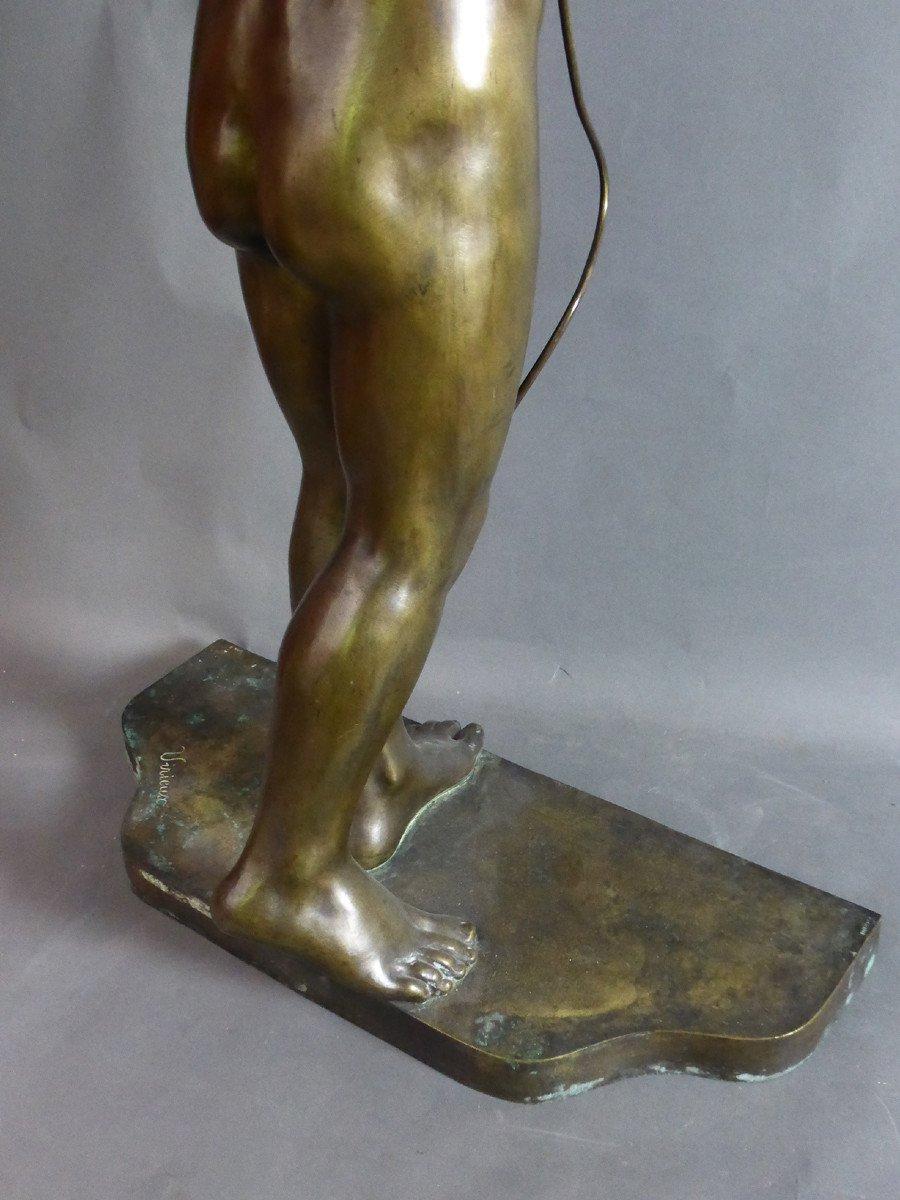 Bronze Signé Virieux françois louis-photo-1