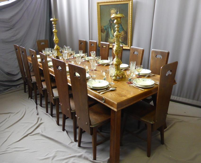 From Big Table Dining Room, Twentieth Century