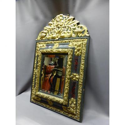 Miroir Style Louis XIII XIX