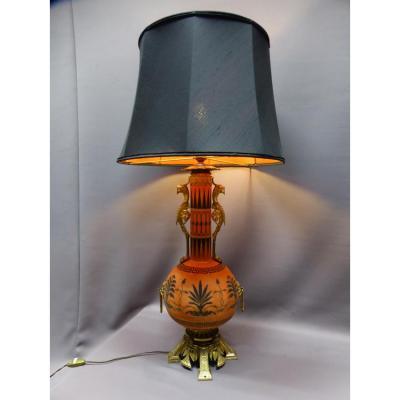 Lampe Porcelaine NIII