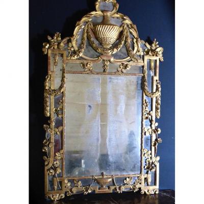 XVIII Century Mirror