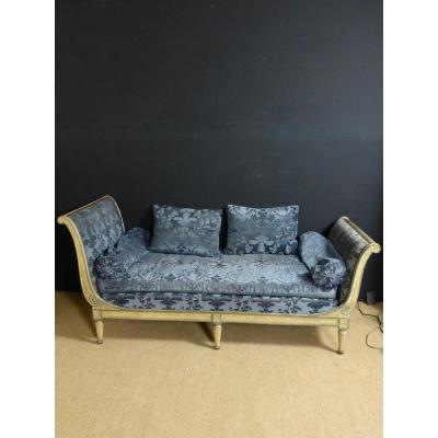Directoire Bench Lacquered Wood