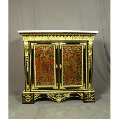 Boulle XIX Marquetry Support Buffet