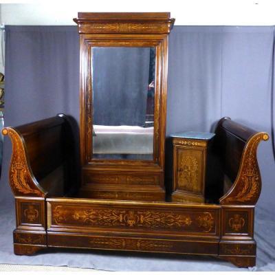 Chambre à Coucher Charles X