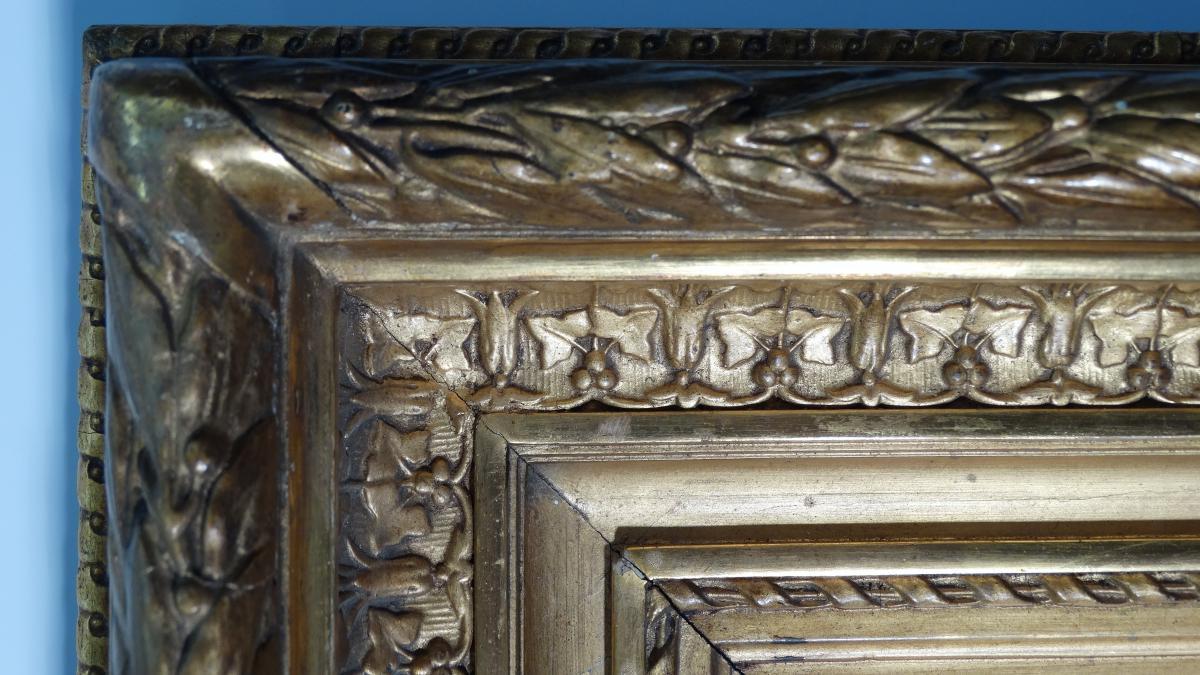 l'atelier du peintre par Meissonier Jean louis ernest-photo-1