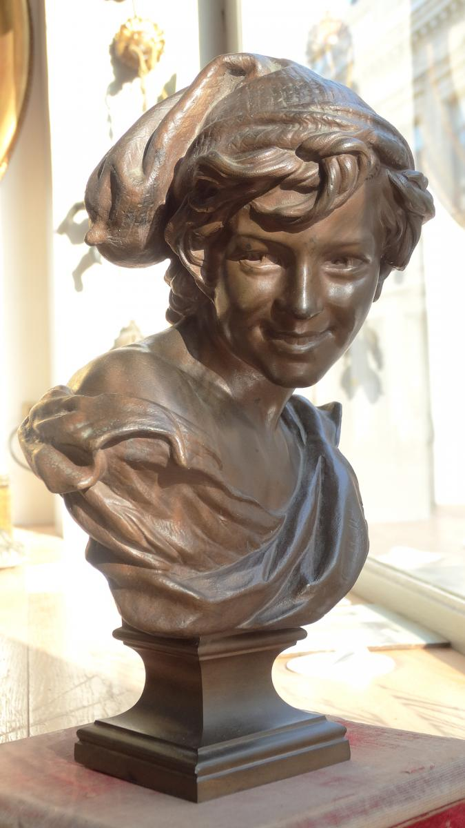 Bust Of The Neapolitan No.2