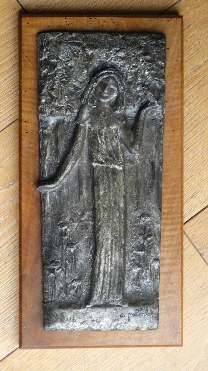 Bas-relief Par Albert-marius Patrisse