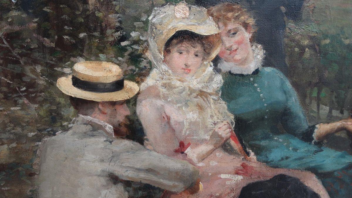 """""""La demande en mariage"""" par Pauline Delacroix-photo-2"""