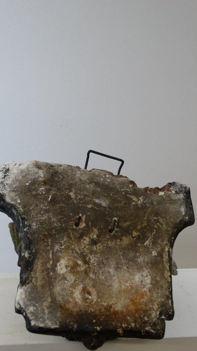 """""""console d'applique aux armes de Valenciennes""""-photo-1"""