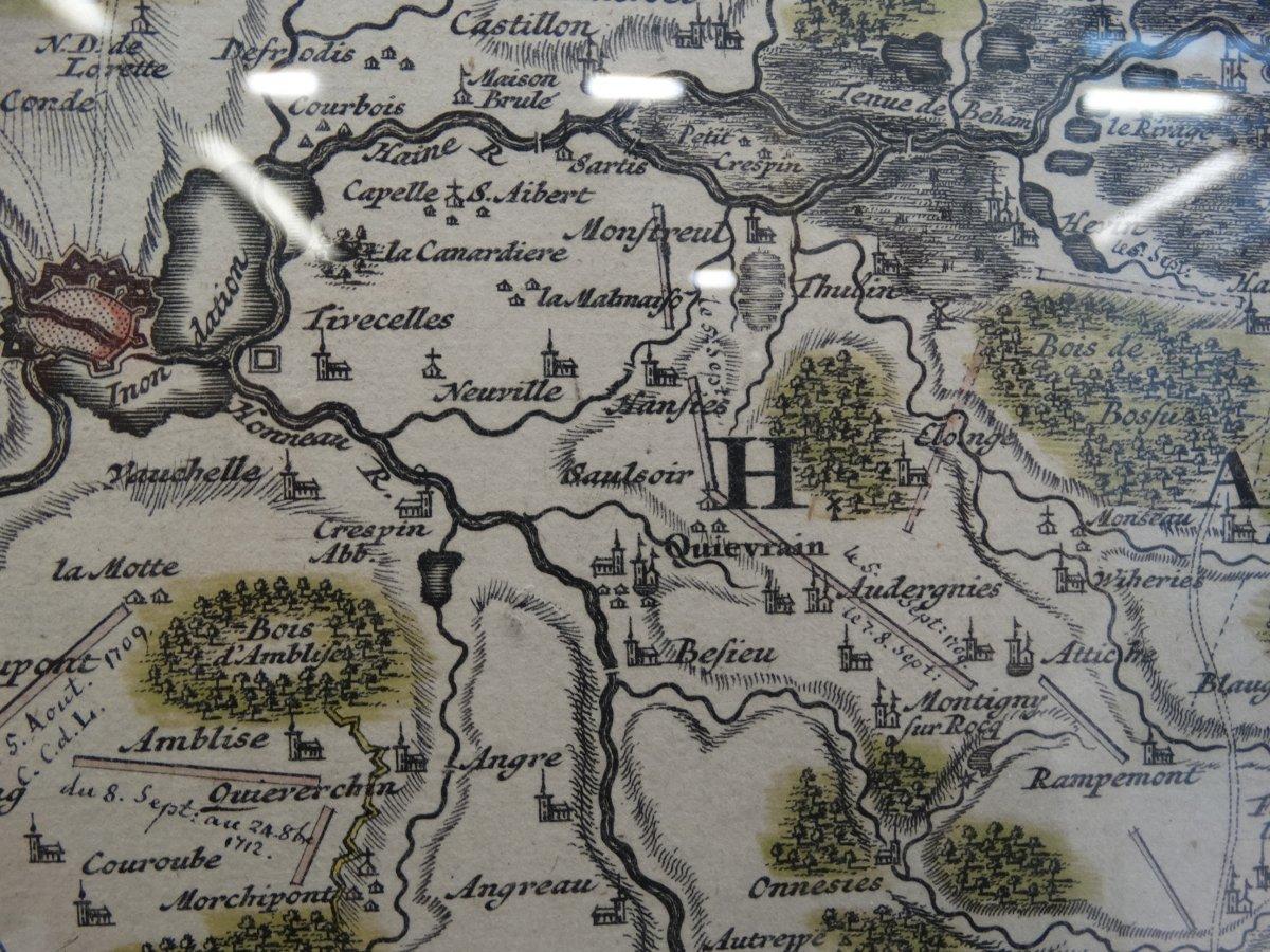 """""""Le siège de Valenciennes en 1677 et bataille de Hollande""""-photo-4"""