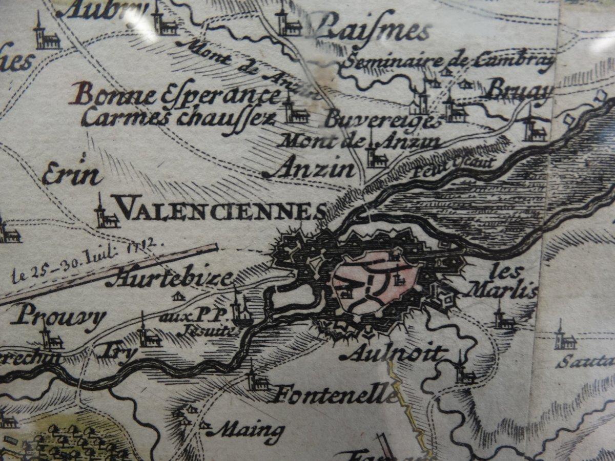 """""""Le siège de Valenciennes en 1677 et bataille de Hollande""""-photo-1"""