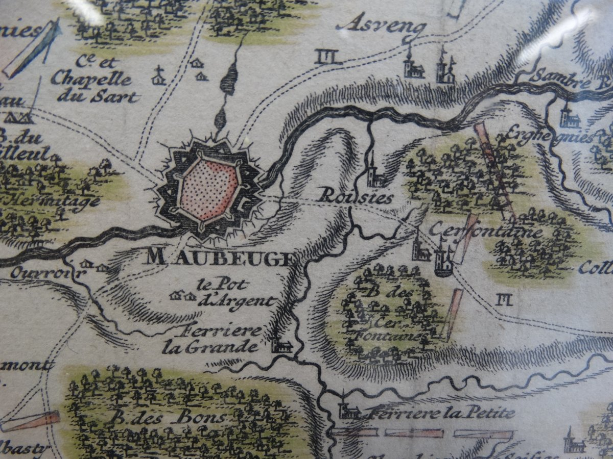 """""""Le siège de Valenciennes en 1677 et bataille de Hollande""""-photo-2"""