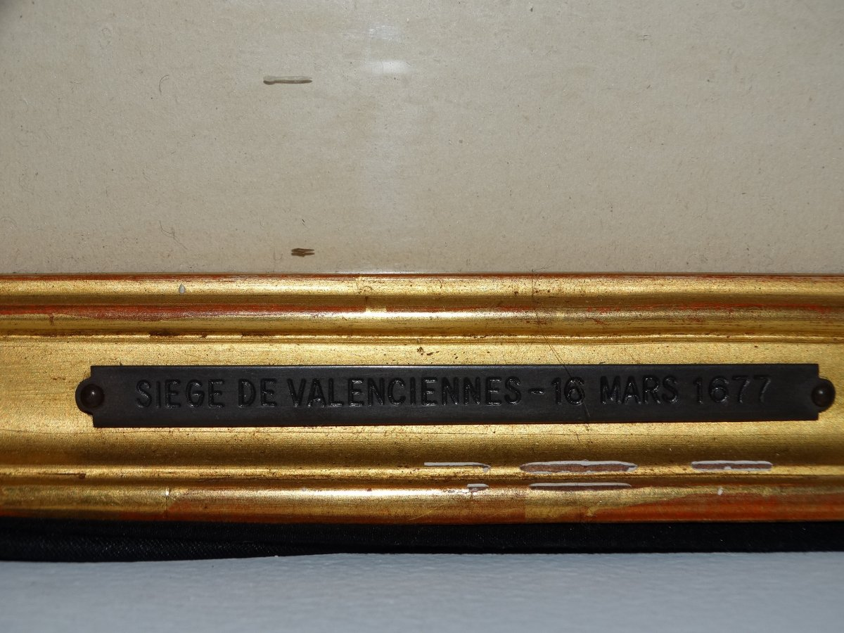"""""""Le siège de Valenciennes en 1677 et bataille de Hollande""""-photo-5"""