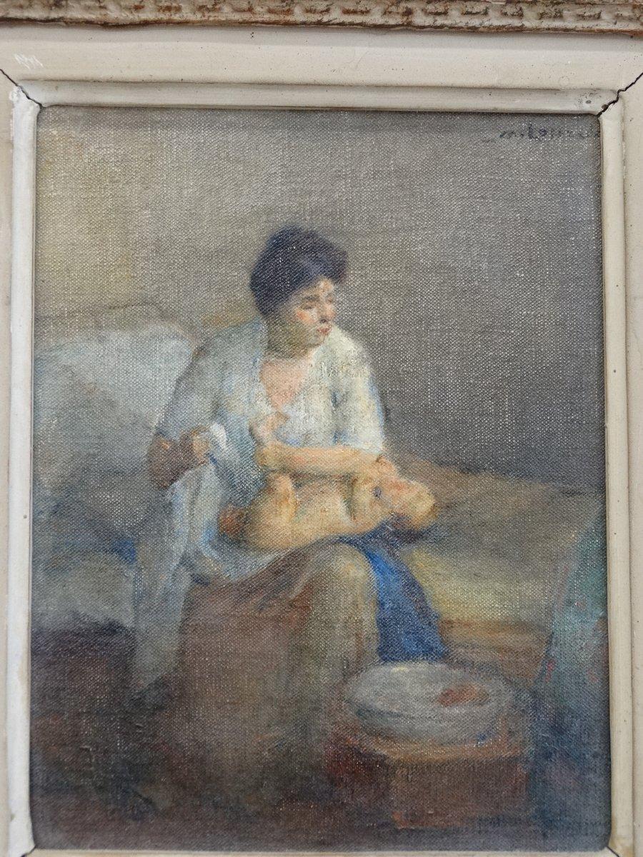 """""""Maternité"""" par Michele Loffredo-photo-2"""