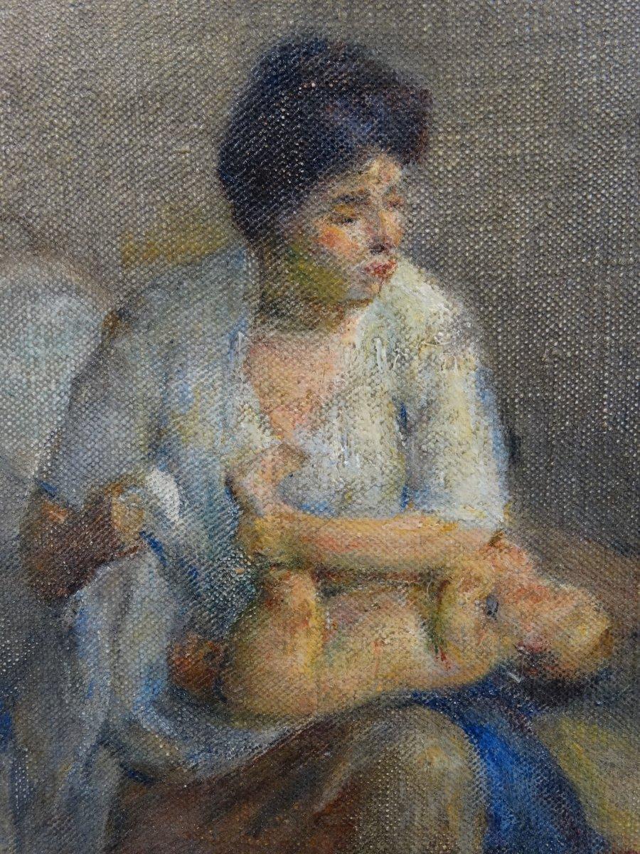 """""""Maternité"""" par Michele Loffredo-photo-3"""