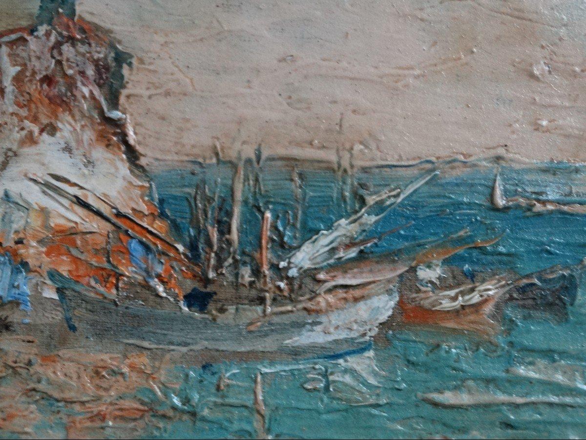 """""""paysage des Martigues, par Olive Henri""""-photo-4"""