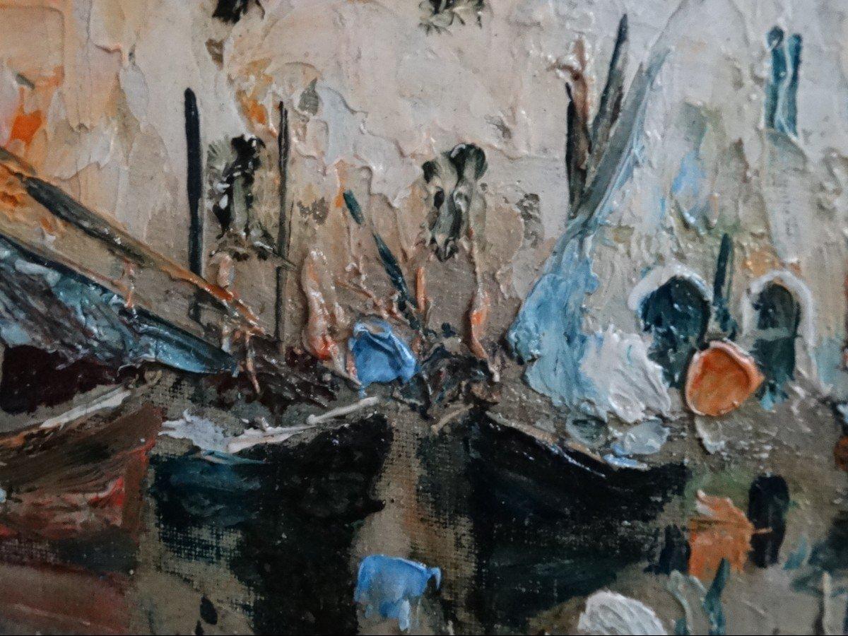 """""""paysage des Martigues, par Olive Henri""""-photo-2"""