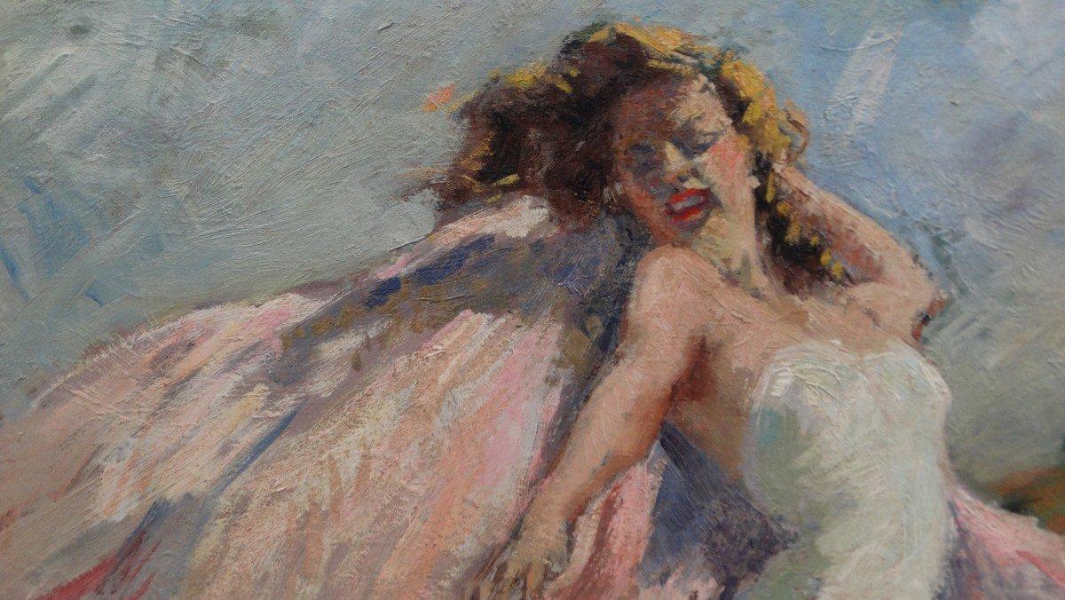 la danseuse Espagnole-photo-2