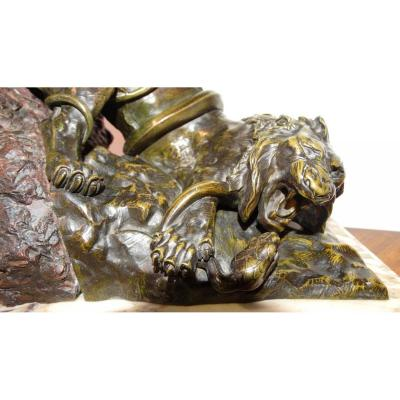 Bronzes de chasse époque 19ème