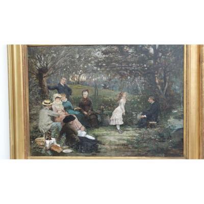 """""""La demande en mariage"""" par Pauline Delacroix"""