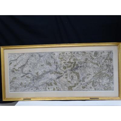"""""""Le siège de Valenciennes en 1677 et bataille de Hollande"""""""