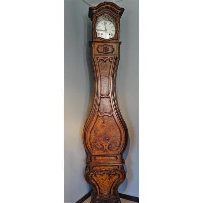 Horloge De Parquet style Louis XV