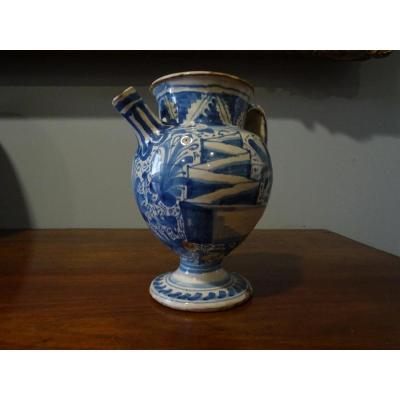 Chevrette In Earthenware, Early Seventeenth